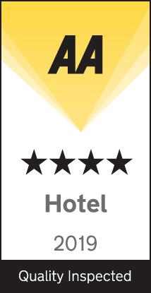 AA 4 Star Hotel Rating