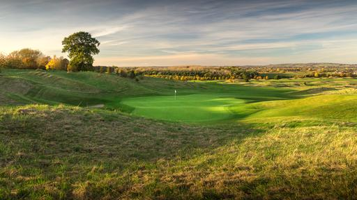 The Oxfordshire Golf